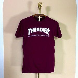 Thrasher Skateboard Magazine Skater 2000s T-Shirt